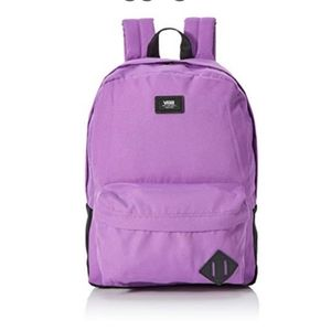 Van's Purple DEWBERRY NWT Backpack